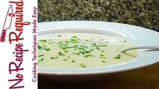 Celery Soup - Noreciperequired.com