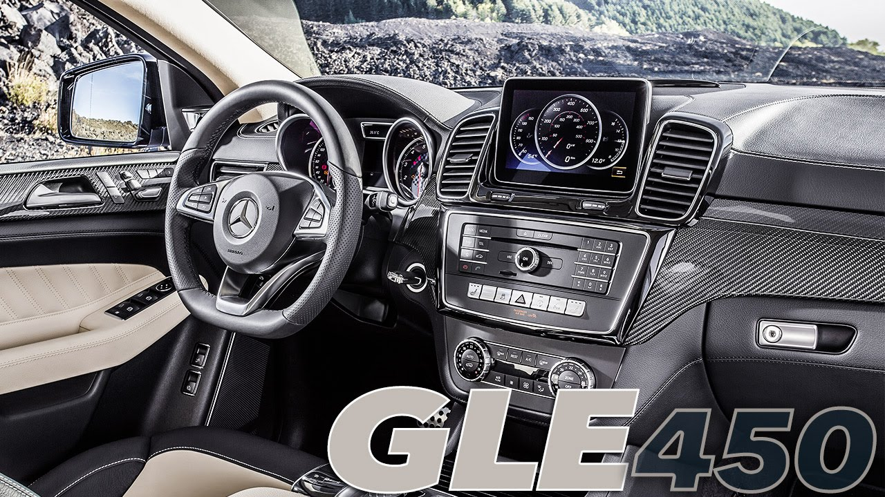 Make Your Own Car >> Mercedes-Benz GLE 450 | INTERIOR DESIGN - YouTube