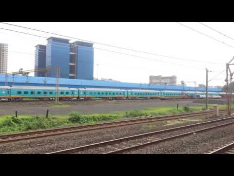 New Train SriGanganagar-Tiruchchirapalli HumSafar OR BANDRA-PATNA HUMSAFAR EXPRESS  in jos yard