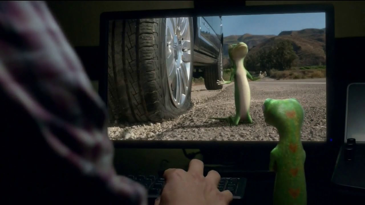 Geico Roadside Assistance Phone >> Geico Emergency Roadside Assistance Tv Commercial Another Take Ispot Tv