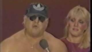 Dusty Rhodes Great American Bash 86 Promo