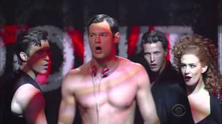 American Psycho the Musical on The Late Show with Stephen Colbert