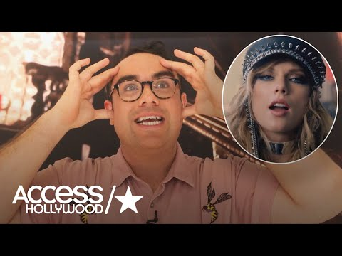 Taylor Swift: Breaking Down 'Look What You Make Me Do' | Access Hollywood