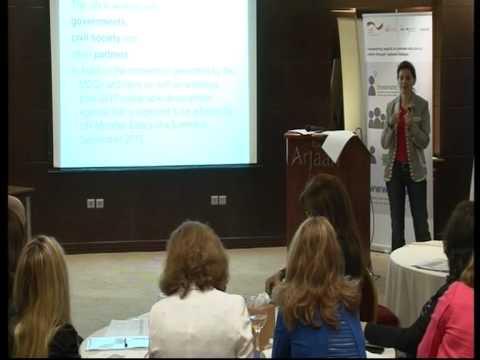 National MENIT Meeting Beirut, April 2014, part1