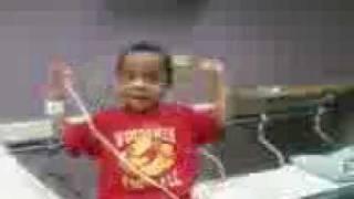Kid gone wild ER style