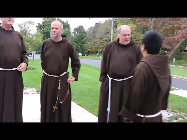 Capuchin Fraternity Day 2018