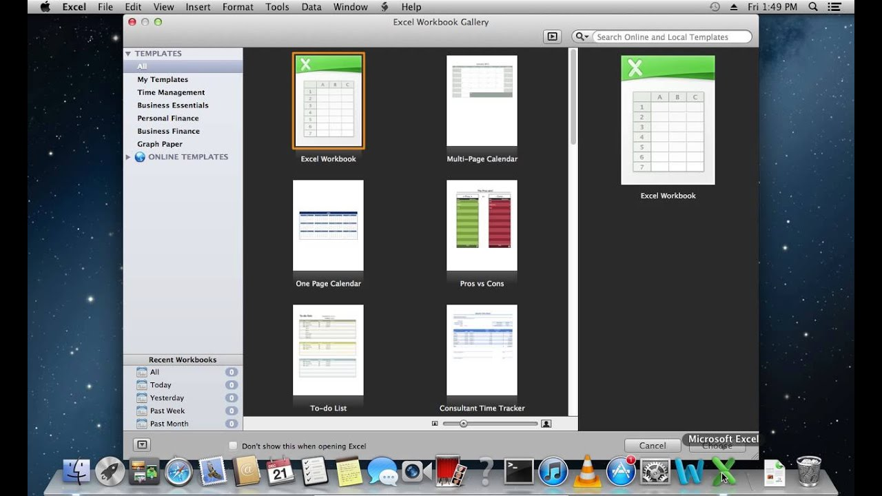 How to Enter Excel Cell on Mac