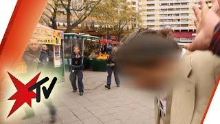 Berlin Kottbusser Tor: Gewalt, Drogen und Kriminalität - die ganze Reportage | stern TV (31.05.2017)
