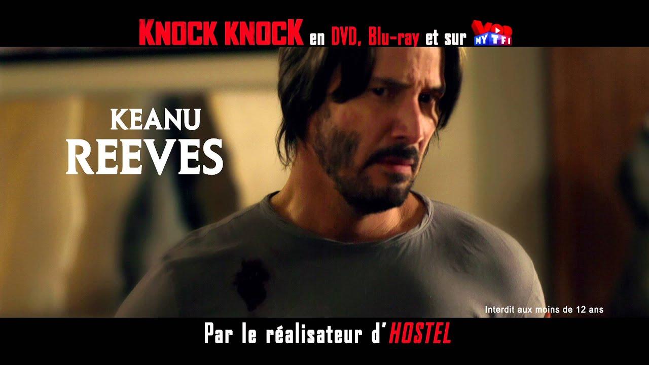 Download KNOCK KNOCK en DVD, Blu-ray et VOD