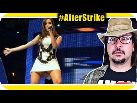 ANITTA CANTA RIHANNA - DESAFINAÇÃO BIZARRA - Marcio Guerra Reagindo Live Music React #AfterStrike