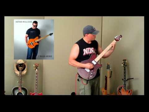 Instrumental Rock Guitar - 25th anniversary Ernie Ball Music Man Guitar