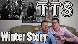 TTS - Winter Story Live Acoustic Reaction