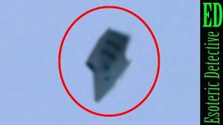 VERY STRANGE UFO caught on tape over US Military Base in Dyton, Ohio 2016 (Fox News)