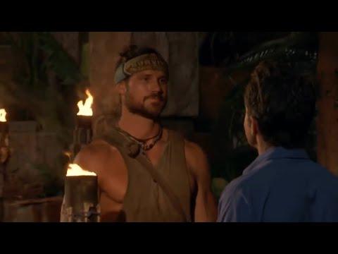 Survivor David VS Goliath: John Blindsided