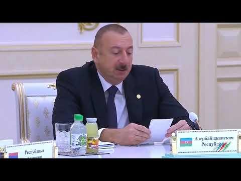Ильхам Алиев: В СНГ неоднократно выступали против героизации фашистов, но это происходит в Армении