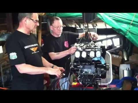 Starting Fitter's 1123 Motor