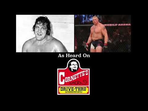 Jim Cornette on Who Would Win: Brock Lesnar vs. Billy Robinson
