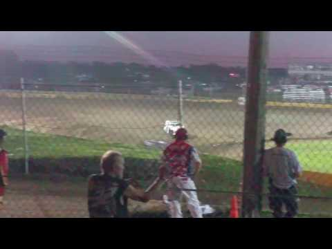 USMTS Night 2 USA Nationals A-Main at Cedar Lake Speedway!! 6-19-16