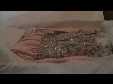 Princess Diana S Dresses Arrive In Branson Missouri Youtube