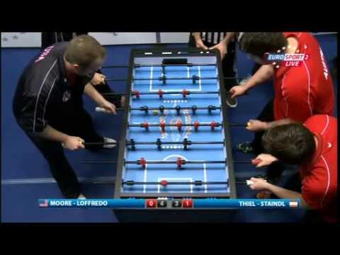 2014 WC Men's National Team Final USA vs Austria