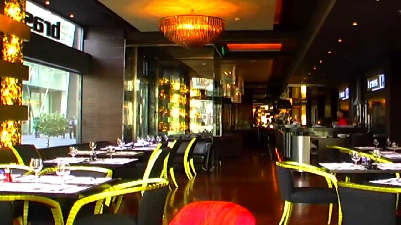 Boom and Brass restaurant Budapest