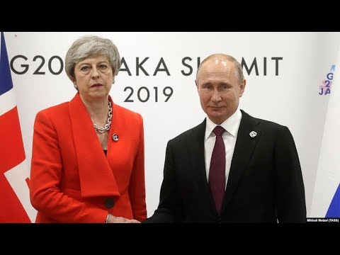 Путин не трогал