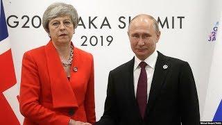 """Путин не трогал Скрипалей. У Путина нет """"своих"""" олигархов. Путина 20 лет выбирают честно"""