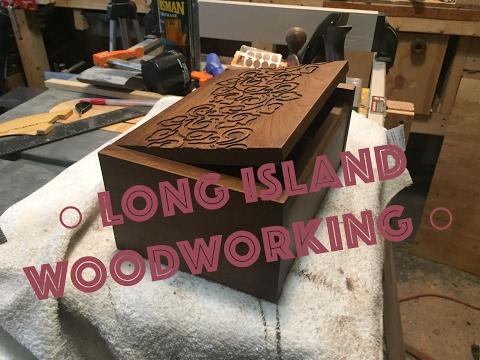 Making a Jewelry Box - 39