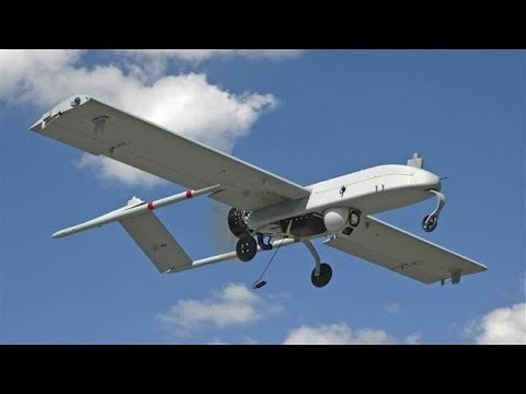 Drone (UAV) Made By Nigerian Airforce