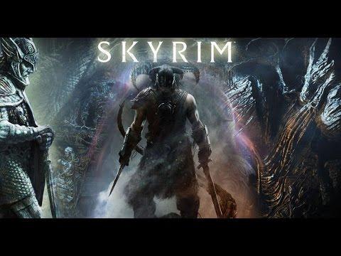 Skyrim. Прохождение #1. + нужные коды