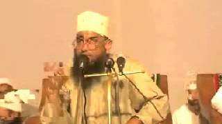 Bangla: Waj Mahfil at Rampura, Dhaka - Amanullah Madani | 02-Feb-2009