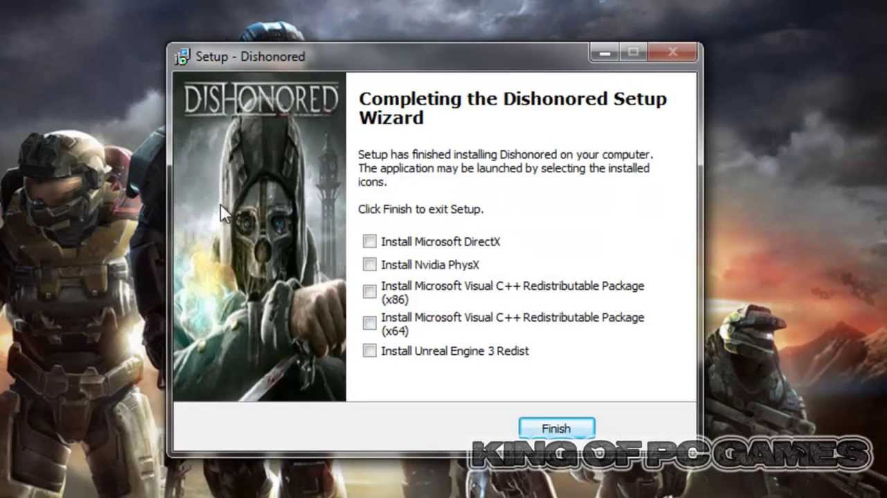 autoplay docs dishonored repack.exe