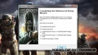 How To Download And Install Dishonored (PC) (SKIDROW) [HD] (WITH PROOF)