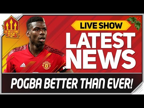 How SOLSKJAER Made POGBA Great! Man United vs Huddersfield Tactics Debrief | Man Utd News