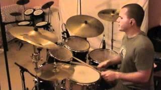 ★ Antoine Edery ★ Online session drummer ★ Burlesque - Christina Aguilera ★