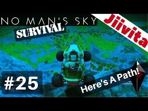 Pathfinder Update, Rover Weapons & Booster | No Man's Sky: Survival | ep. 25