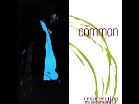 Common - Resurrection (Instrumentals)