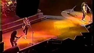KISS - Rise To It live Auburn Hills 1990