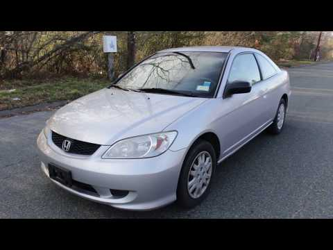 2004 Honda Civic Coupe. 109k miles. Very nice!