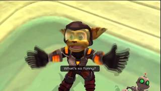 Ratchet and Clank : Going Commando -48- Nothing is Funny