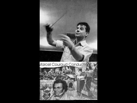 Schubert:Symphony#6-Marcel Couraud & Bamberg Symphony-mono Lp circa-1956