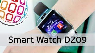 Smart Watch DZ09 - недорогие смарт часы(Купить Smart Watch DZ09 в Украине, можно в интернет-магазине