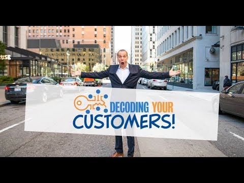 Decoding Your Customers - Customer Experience Keynote Demo