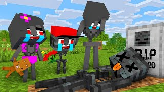 Monster School : Valentine's Day ALL EPISODES - Minecraft Animation