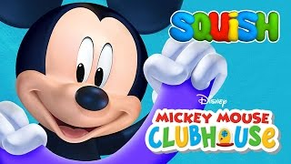Mickey Mouse Clubhouse - Full Episodes of Clay Maker Game feat. Minnie Mouse (Disney Jr.) - Gameplay