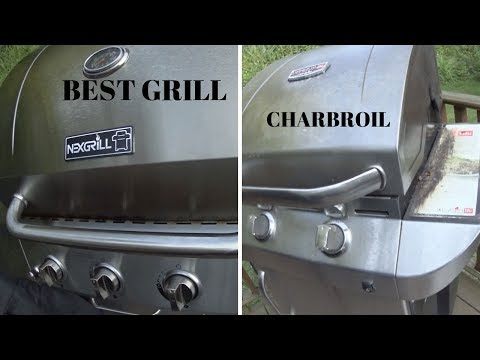 Who Makes Best Grill, Charbroil Vs Nexgrill, Rusting Out Grill