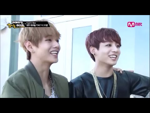 Bts Vkook Moments ƹӝʒ Vkook Bts Video Fanpop