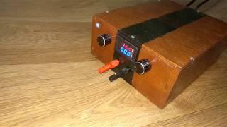 Блок питания своими руками (электроника) Power supply by one's own hands (electronics)