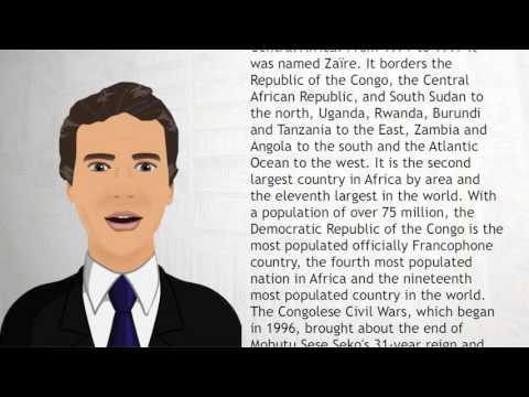 Democratic Republic of the Congo - Wiki Videos