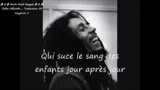"Bob Marley ""babylon system"" traduction FR"